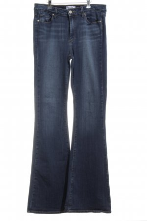 Paige Boot Cut spijkerbroek blauw casual uitstraling