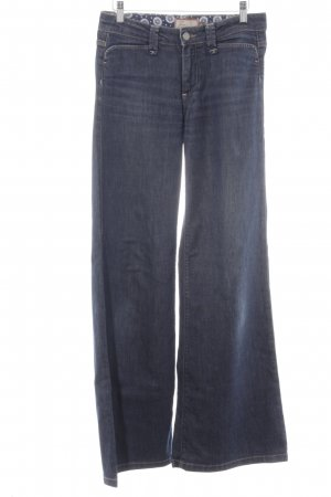 Paige Boot Cut Jeans dunkelblau Casual-Look