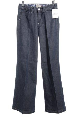 Paige Low Rise Jeans blue jeans look