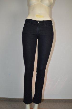 Paige Jeans Gr. 25 für Damen dunkelblau