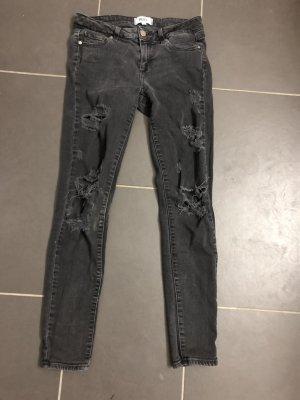 Paige Jeans W 27 Dunkel Grau Hose