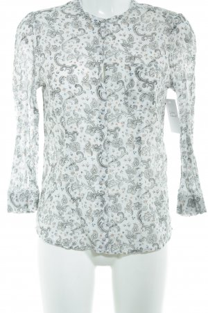 Paige Langarm-Bluse florales Muster Casual-Look