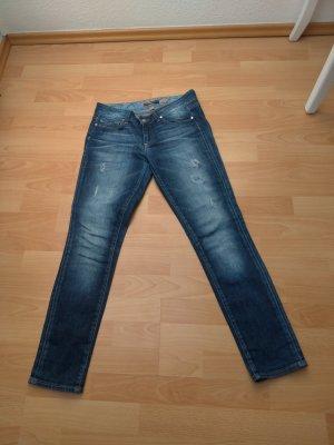 Paige Skinny Jeans blau Casual