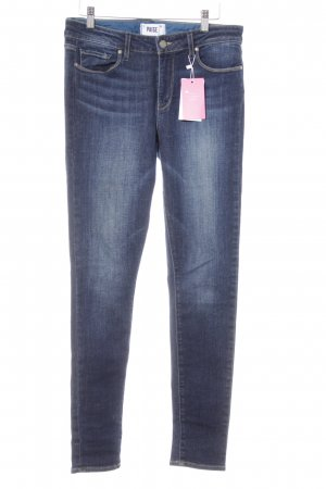 Paige Skinny Jeans dunkelblau Casual-Look