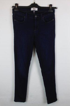 Paige Skinny Jeans Gr. 27 dark denim