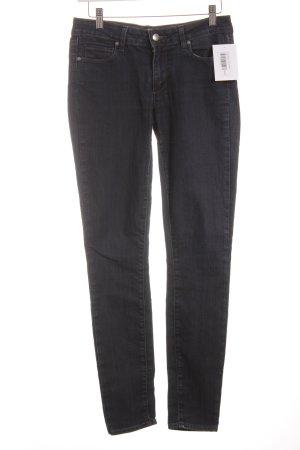 Paige Skinny Jeans stahlblau Casual-Look