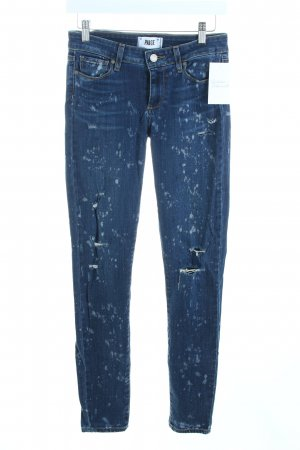 "Paige Skinny Jeans ""Verdugo Ultra Skinny"" blau"