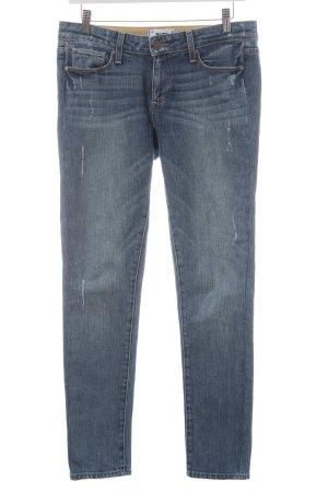 """Paige Slim Jeans """"Skyline Ankle Peg"""""""