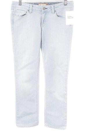 Paige Straight-Leg Jeans hellblau Casual-Look