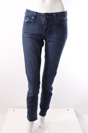Paige Stretch Jeans blau
