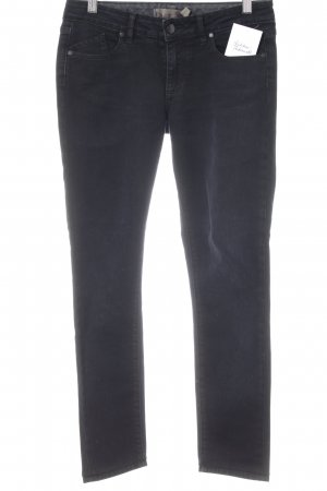 Paige Stretch Jeans dunkelblau Casual-Look