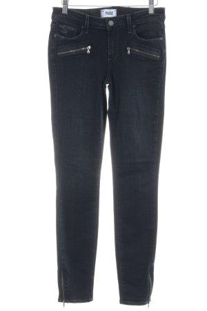 "Paige Stretch Jeans ""top"" dunkelblau"