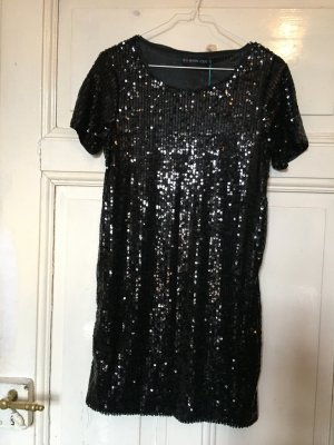Pailetten-Kleid (neu, Größe 34/XS)