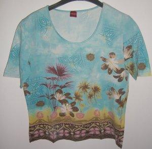 Pailetten Shirt--Olsen Gr. 44
