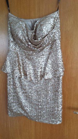 pailettenbesetztes Kleid