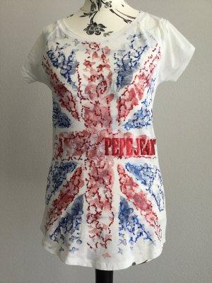 Pailettenbesetztes T-Shirt von Pepe Jeans