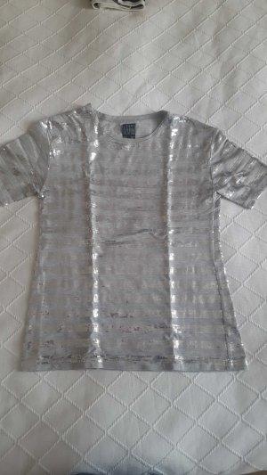 Pailettenshirt von Zara