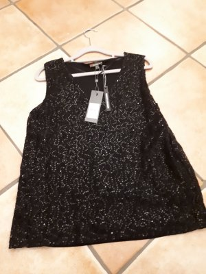 Street One Lace Top black