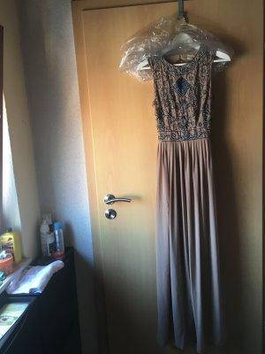 Pailletten Abendkleid