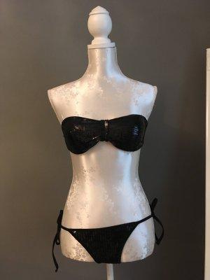 Pailletten Bikini