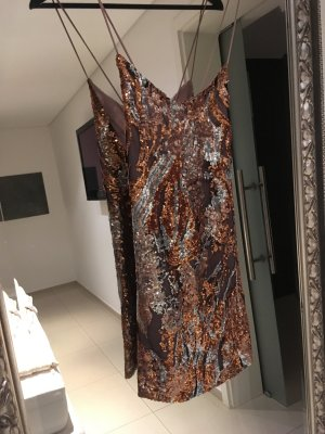 Pailletten Kleid GLAMOROUS Gr.S
