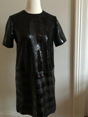 Pailletten-Kleid Gr. 38 schwarz von & Other Stories