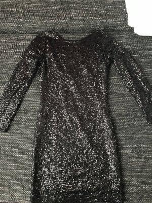 Pailletten Kleid in XXS