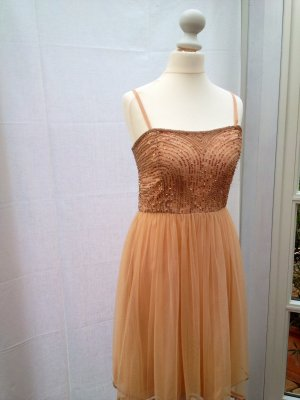 Pailletten Kleid Mango