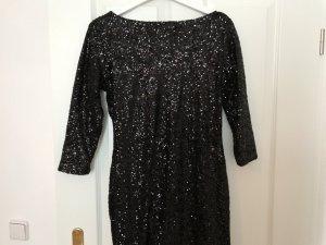Pailletten-Kleid von Glamorous Gr. L