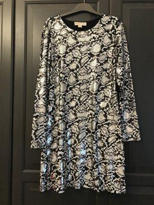 Michael Kors Sequin Dress multicolored