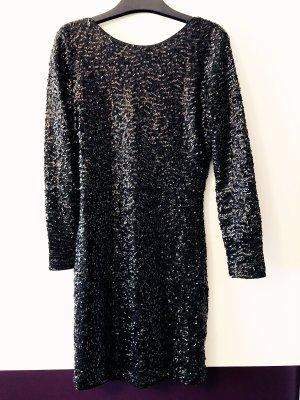 Pailletten Kleid XS