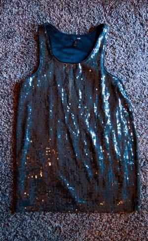 Pailletten Mini-Kleid