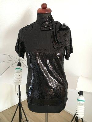 Pailletten Pullover Bluse Highlight von ZARA