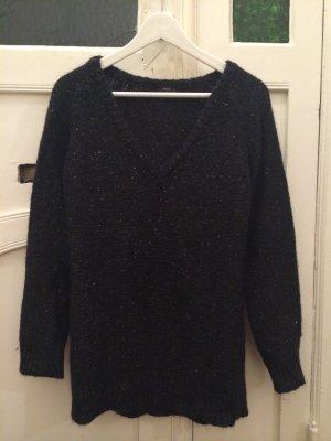 Pailletten-Pullover Dinner Sweater von Joseph Strickpullover mit V-Ausschnitt