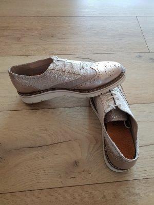 Pailletten Schuhe zartrosa