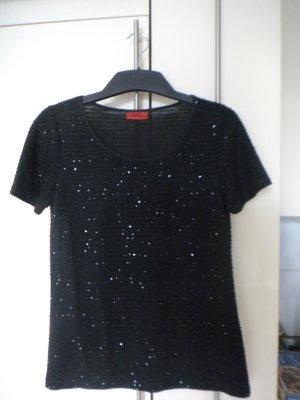 Pailletten Shirt von Hugo Boss