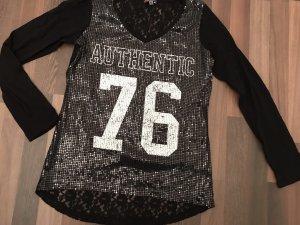 Pailletten Street One Shirt