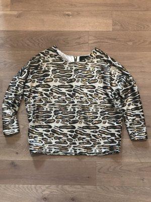 Pailletten Sweater von ZARA