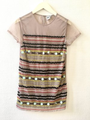Pailletten Top im Boho Look