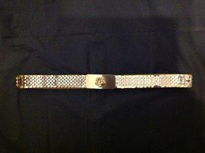 Cintura oro-grigio chiaro Metallo