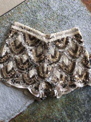 Lily White Short veelkleurig Polyester