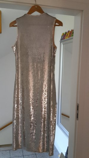 Zara Abito con paillettes argento