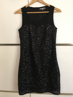 Sequin Dress black