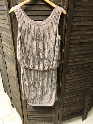 Paillettenkleid in altrose, Gr.40, Neu, nie getragen