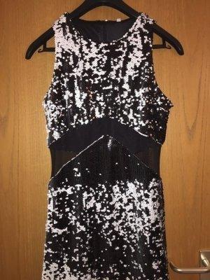 Paillettenkleid ungetragen mit Cutout | SHEIN