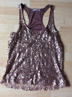 3 Suisses Muscle Shirt sand brown-light brown