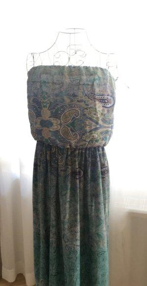 Paisley Maxikleid in wunderschönen Farben