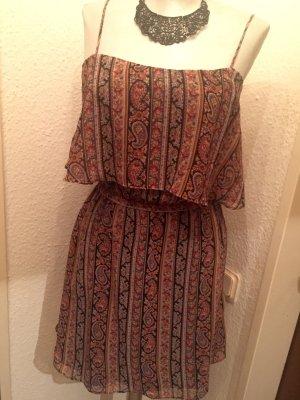 Paisley Muster Kleid von Mango