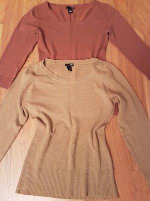 Paket H&M Feinstrick Pullover