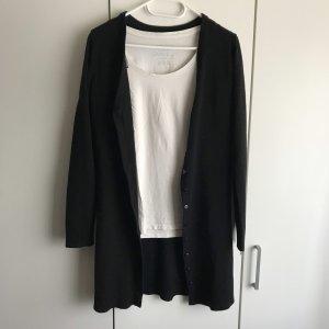 Atmosphere Cardigan black-white